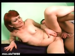 Old mature slut share some..