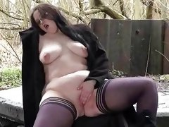 Emmas bbw flashing and..