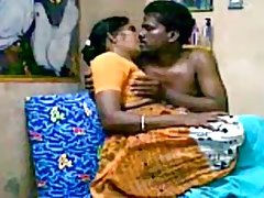 Indian mature couple from..