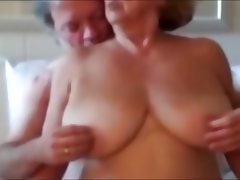 Big natural tits and pussy..