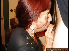 Latinagranny granny blowjob..