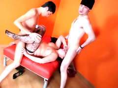 Mmf threesome with hardcore..
