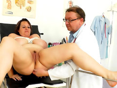 Mature bbw babe olena doing..