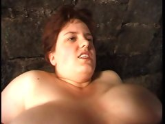 Mature bbw boned in the wine..
