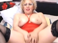 Hot blonde mature fucks..