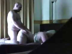 Steaming sex my bbw mom on..